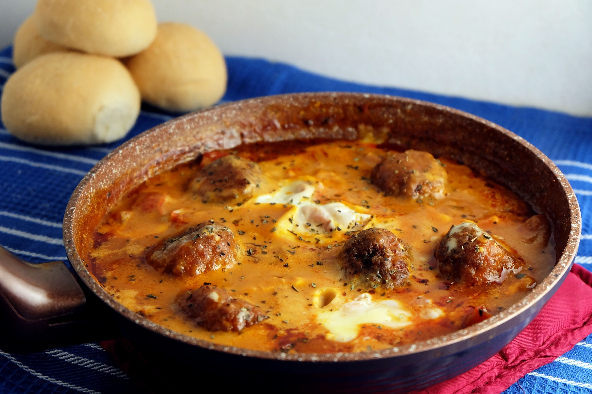 Eggs in Purgatory by Rice N Dine