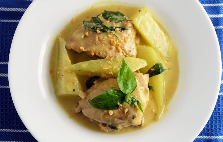 Ginataang Manok by Rice N Dine