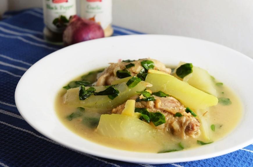 Tinola by Rice N Dine