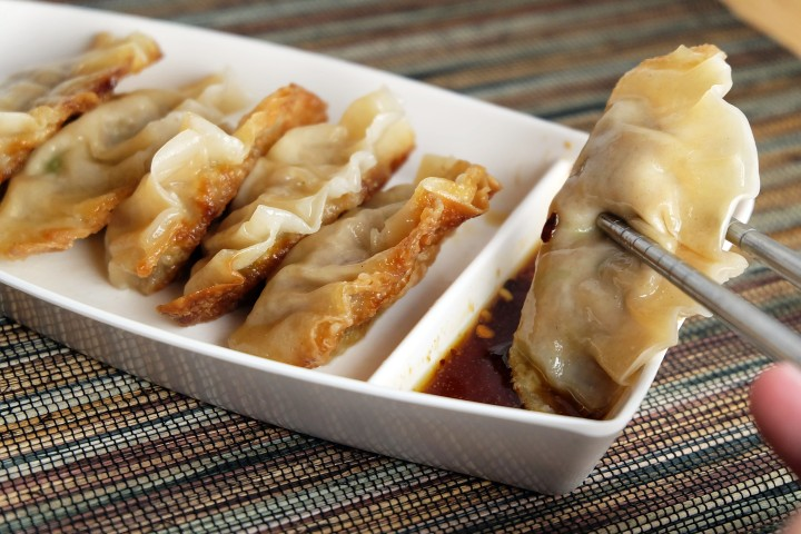 Gyoza by Rice N Dine