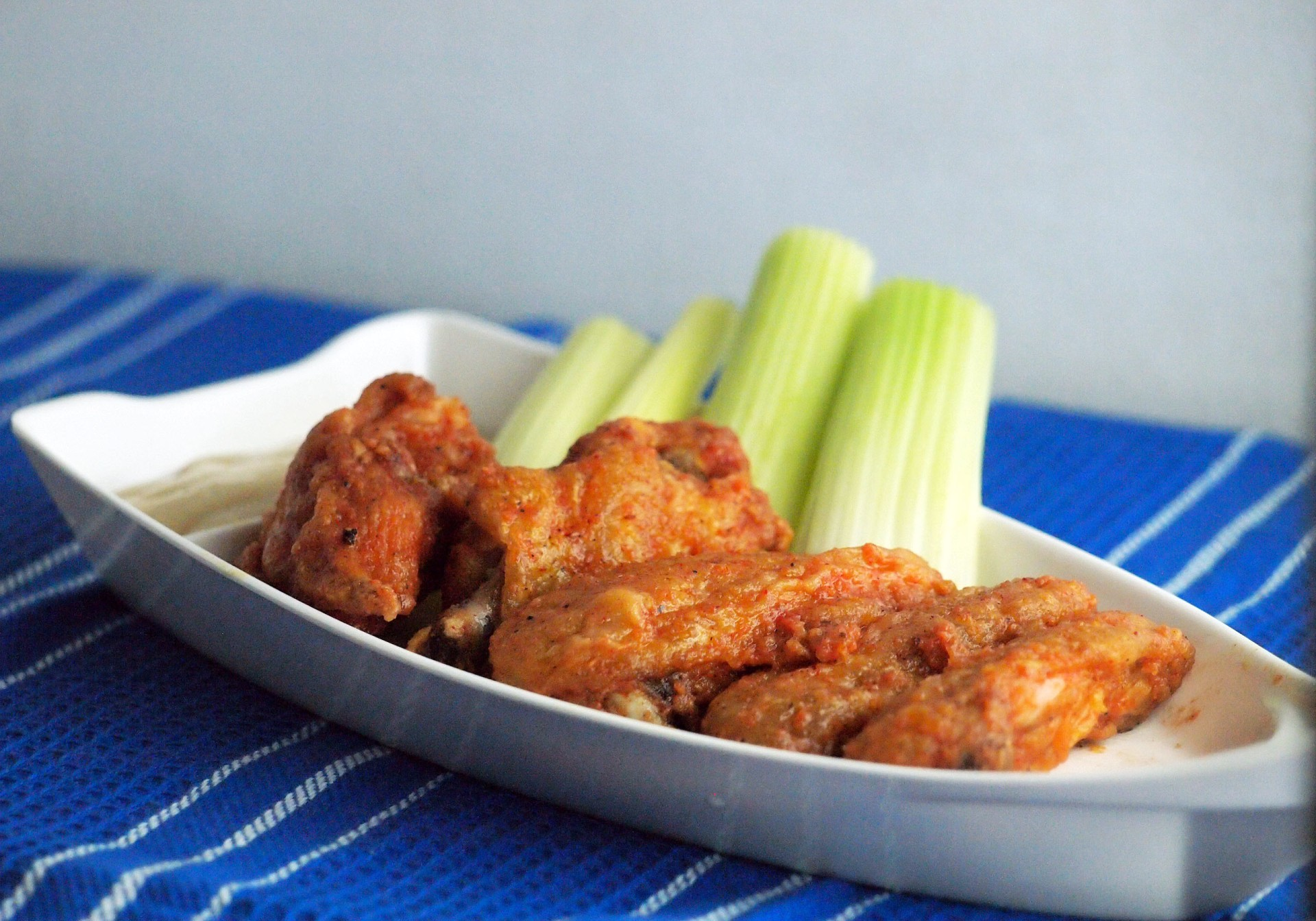 Buffalo Wings by Rice N Dine