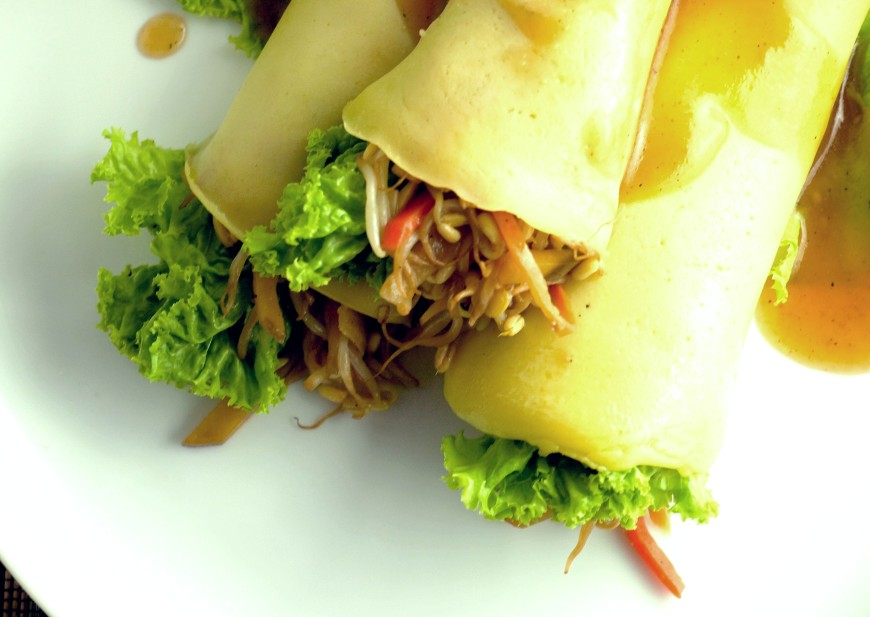 Lumpiang Sariwa by Rice N Dine