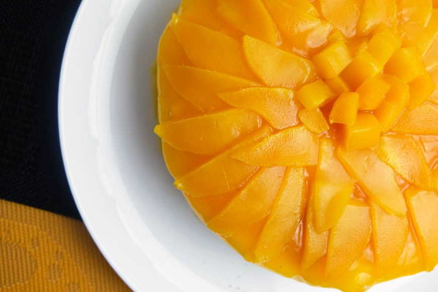 Mango Cheesecake by Rice N Dine